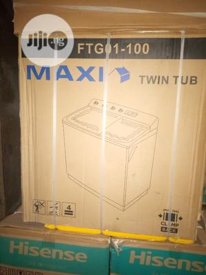 Maxi Washing Machine 10kg | Home Appliances for sale in Lagos State, Ojo