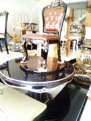Best Quality Marble Round Dinning Table | Furniture for sale in Lagos State, Ojo