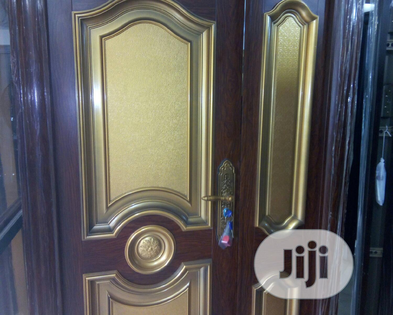 Archive: 4ft Copper Door