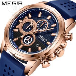 Megir Quartz Sports Watch   Watches for sale in Lagos State, Lekki