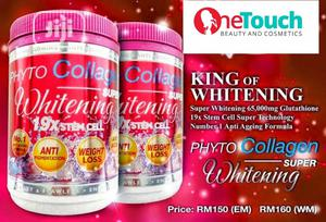 Phyto Collagen 19X Stemcell King Of Whitening - 900G | Vitamins & Supplements for sale in Lagos State, Ojo
