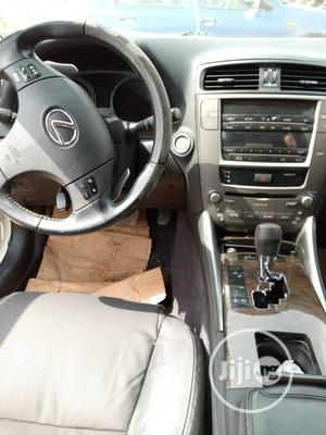 Lexus IS 2010 250 AWD Automatic White   Cars for sale in Oyo State, Ibadan