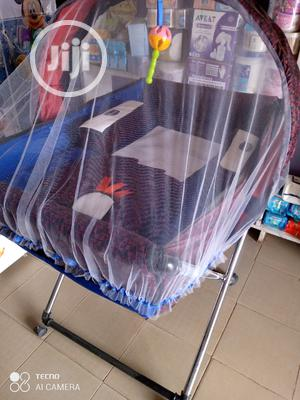 Standing Baby Bed With Mosquito Net | Children's Furniture for sale in Lagos State, Agege
