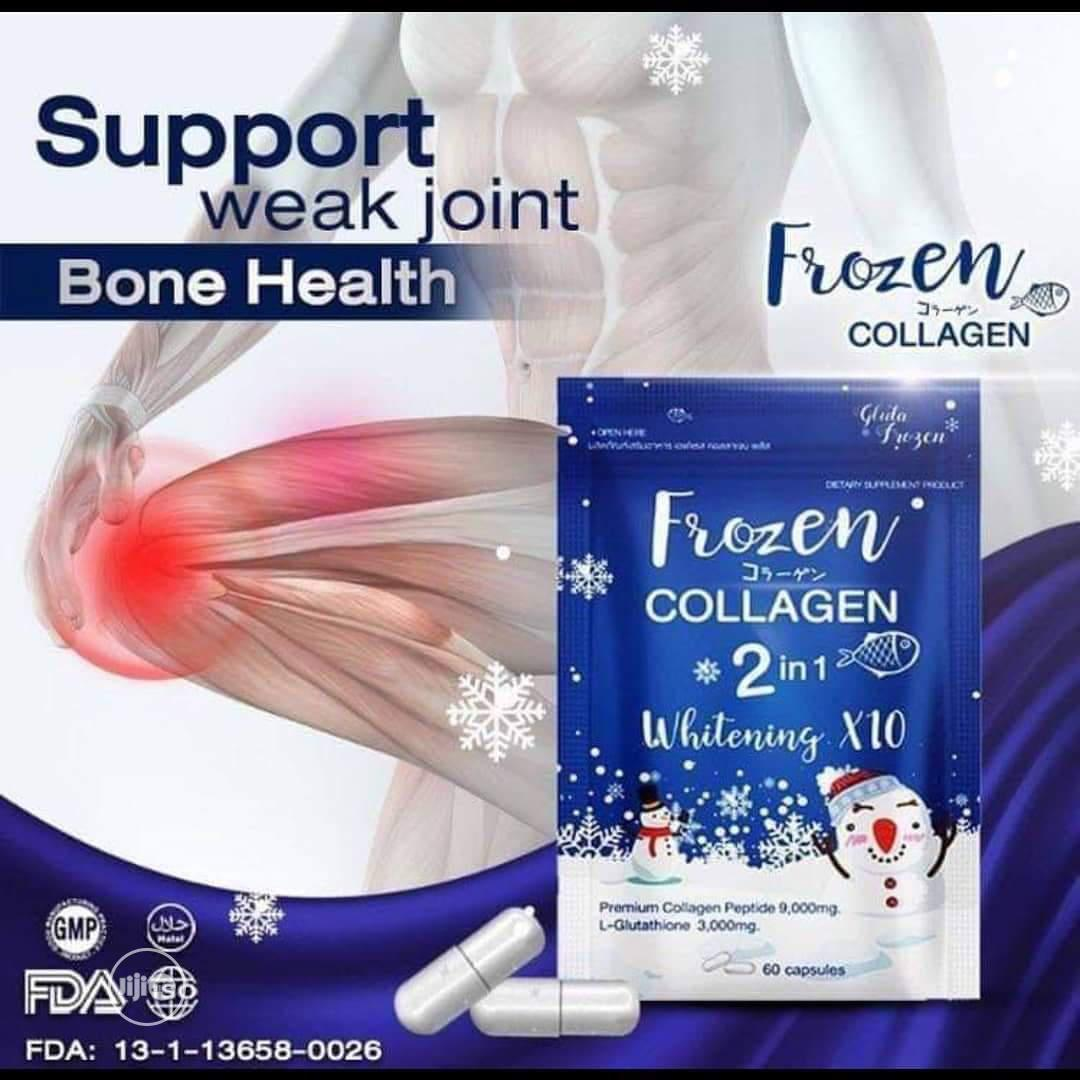 Frozen Collagen | Vitamins & Supplements for sale in Amuwo-Odofin, Lagos State, Nigeria