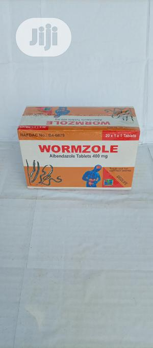 Wormzole CAPSULES | Vitamins & Supplements for sale in Lagos State, Amuwo-Odofin