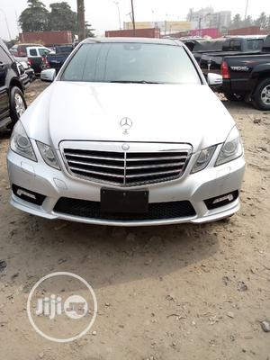Mercedes-Benz E350 2010 Silver | Cars for sale in Lagos State, Apapa