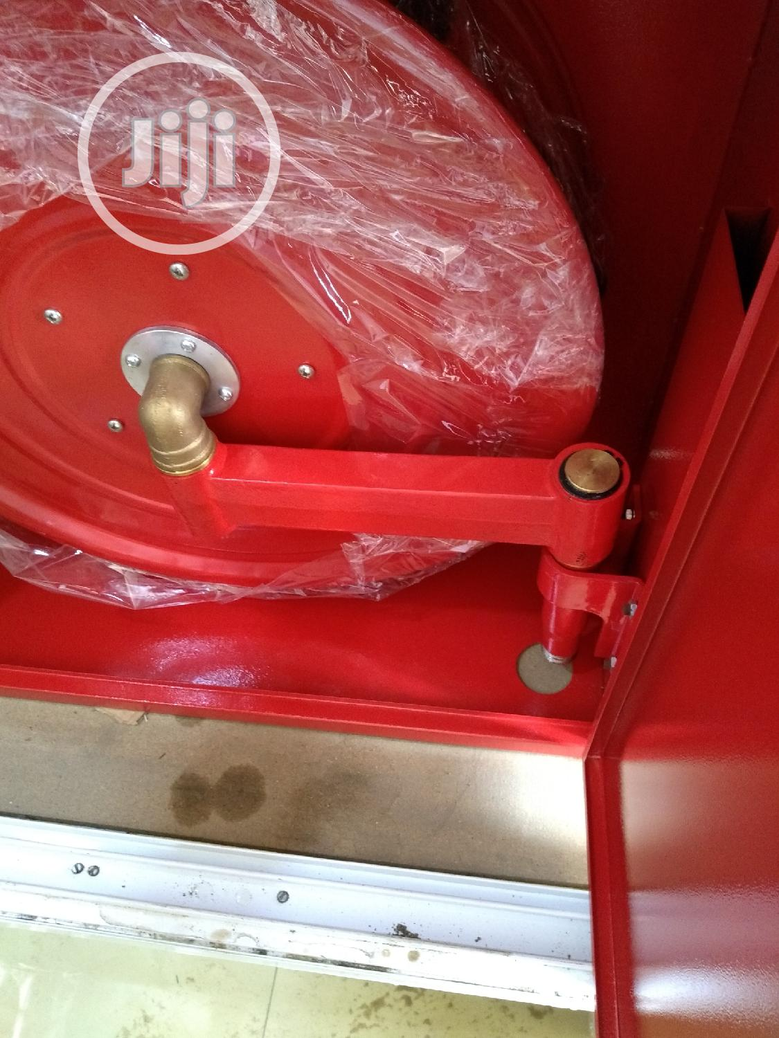 Archive: Naffco Fire Hydrant Hose Reel