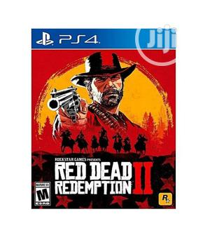 Red Dead Redemption 2 Ps4 Game | Video Games for sale in Lagos State, Ikeja