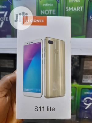 New Gionee S11 Lite 64 GB Gold | Mobile Phones for sale in Lagos State, Ikeja