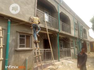 Newly Built Mini Flat for Rent at Meiran/Alagbado Lagos   Houses & Apartments For Rent for sale in Lagos State, Ifako-Ijaiye