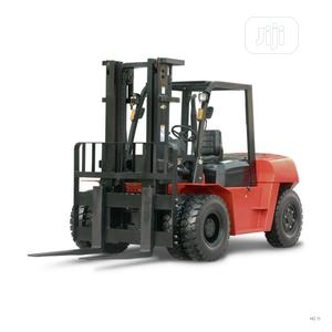 HANGCHA Forklift Trucks 7.0 Ton Isuzu Diesel Engine (EU)   Heavy Equipment for sale in Lagos State, Amuwo-Odofin