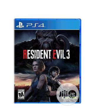 Resident Evil 3 Ps4 Game | Video Games for sale in Lagos State, Ikeja