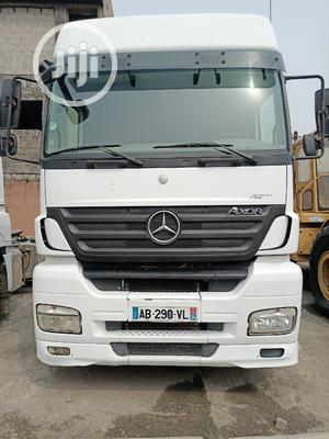 Super Clean Mercedes Benz Axor Truck Head   Trucks & Trailers for sale in Lagos State, Amuwo-Odofin