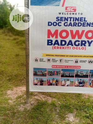 Land For Sale With Survey Layout   Land & Plots For Sale for sale in Lagos State, Badagry