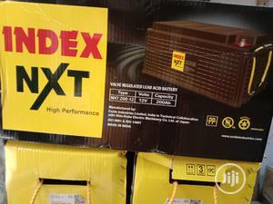 12v 200ahs Index Solar Battery | Solar Energy for sale in Lagos State, Ojo