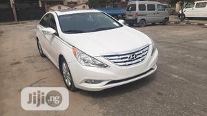 Hyundai Sonata 2013 White   Cars for sale in Lagos State, Amuwo-Odofin