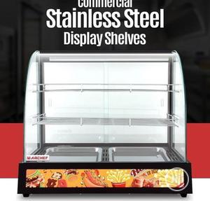 Stainless Steel Display Shelve   Restaurant & Catering Equipment for sale in Lagos State, Ojo