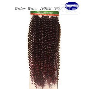 Water Wave 3 X 22 Inch Wig | Hair Beauty for sale in Abuja (FCT) State, Central Business District