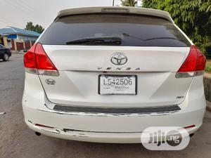 Toyota Venza 2010 V6 White | Cars for sale in Lagos State, Ikeja