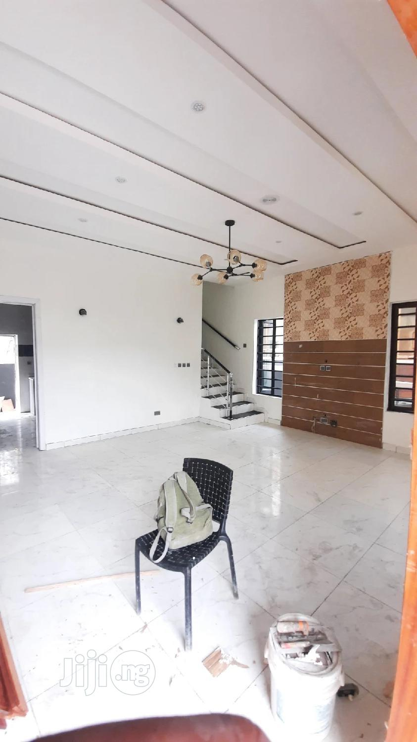 Newly Built 4 Bedroom Fully-Detached Duplex for Sale With BQ | Houses & Apartments For Sale for sale in Thomas Estate, Ajah, Nigeria