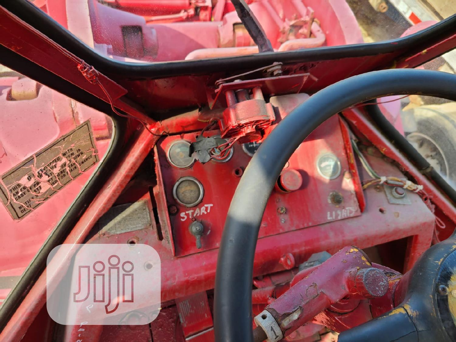New Arrival 950C Loader Caterpillar Good Tyres Superb Engine 1999 Red For Sale | Heavy Equipment for sale in Apapa, Lagos State, Nigeria