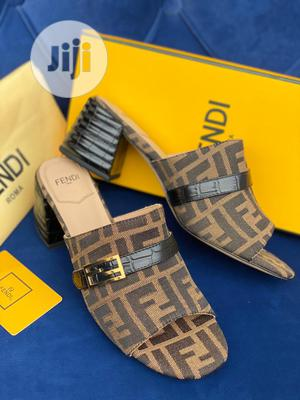 High Quality Fendi Female Heels | Shoes for sale in Lagos State, Magodo