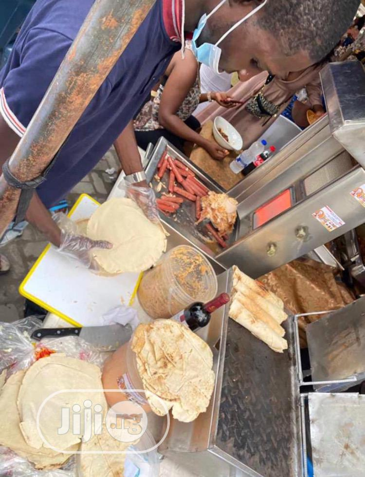 Quality Shawarma Machine