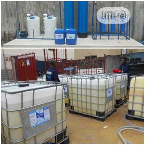 Water Treatment Plant and Chemicals | Other Services for sale in Abuja (FCT) State, Central Business District
