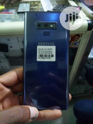 Samsung Galaxy Note 9 128 GB Blue   Mobile Phones for sale in Lagos State, Ikeja