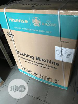 Hisense Washing Machine 7.2Kg   Home Appliances for sale in Rivers State, Port-Harcourt