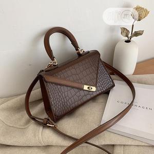 Ladies Leather Shoulder Bag | Bags for sale in Lagos State, Lekki