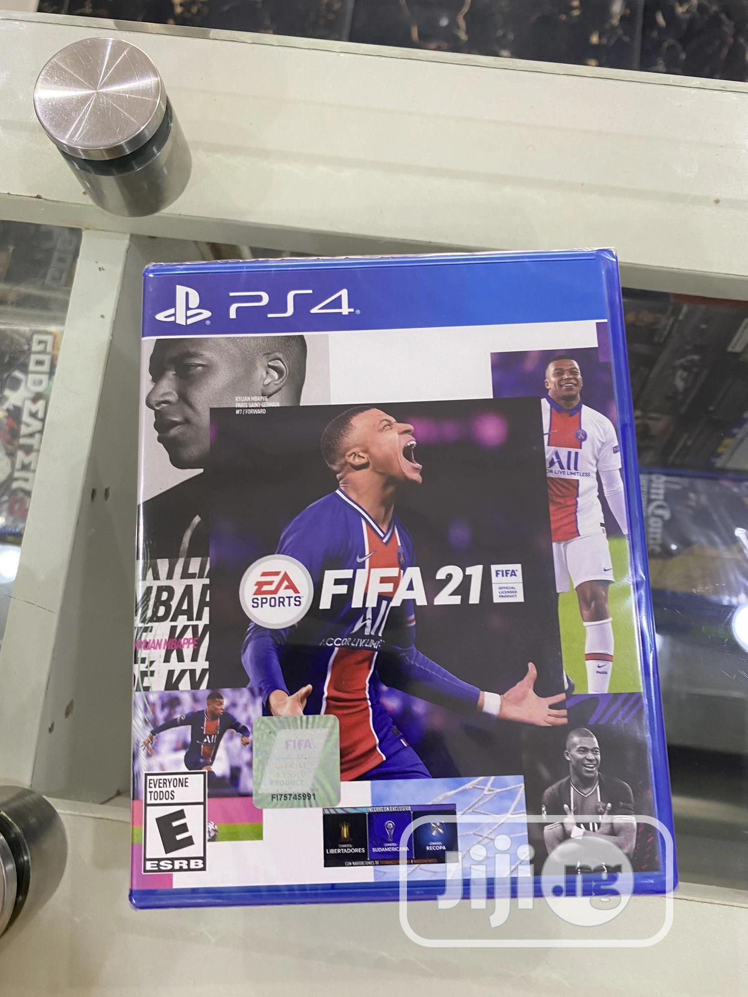 Fifa 21 Playstation 4 | Video Games for sale in Wuse 2, Abuja (FCT) State, Nigeria