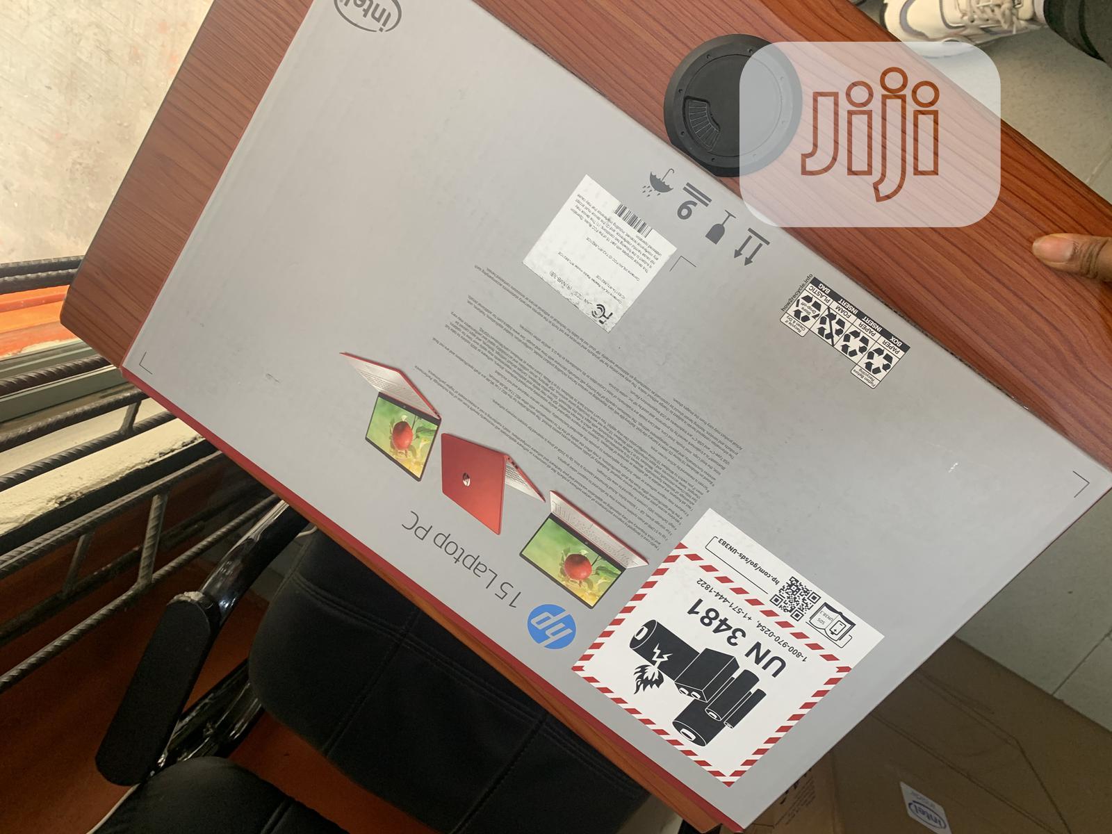 New Laptop HP 15-F272wm 4GB Intel Pentium SSD 500GB   Laptops & Computers for sale in Ikeja, Lagos State, Nigeria