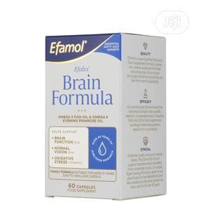 Efamol Brain Formula X60 Capsules   Vitamins & Supplements for sale in Lagos State, Alimosho