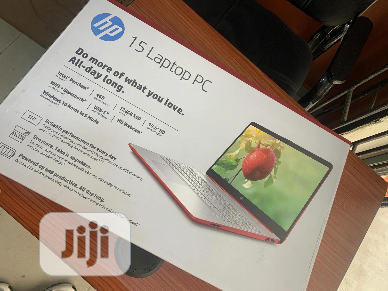 New Laptop HP 15-F272wm 4GB Intel Pentium SSD 500GB