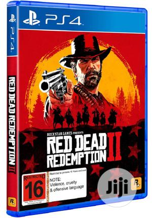 Ps4 Cd Red Dead Redemption 2 | Video Games for sale in Lagos State, Ikeja