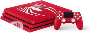 Ps4 Console 1tb Spiderman Amazing Red | Video Game Consoles for sale in Lagos State, Ikeja