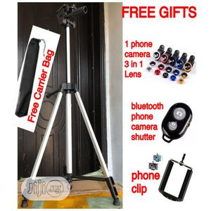 Phone Camera Tripod Portable Adjustable Flexible Stand | Accessories & Supplies for Electronics for sale in Abuja (FCT) State, Asokoro