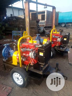 Mobile Irrigation Pump   Plumbing & Water Supply for sale in Lagos State, Orile