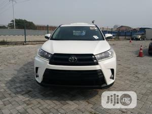 Toyota Highlander 2017 White   Cars for sale in Lagos State, Victoria Island