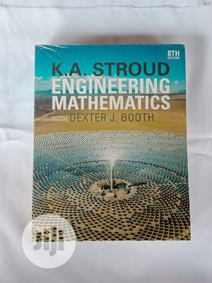 K.A Stroud Engineering Mathematics   Books & Games for sale in Lagos State, Yaba