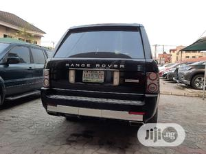 Land Rover Range Rover Vogue 2012 Black | Cars for sale in Lagos State, Amuwo-Odofin