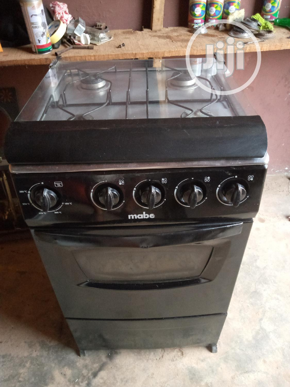 Gas Cooker Used 1st Grade (Almost New)   Kitchen Appliances for sale in Ikotun/Igando, Lagos State, Nigeria