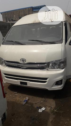 Toyota Hiace 2012 Foreign Used | Buses & Microbuses for sale in Lagos State, Isolo