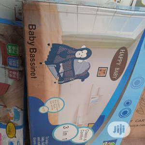 Happy Baby Bassinet Cot   Children's Furniture for sale in Lagos State, Yaba