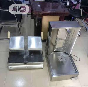 New Quality Shawarma Grill and Toaster Machine   Restaurant & Catering Equipment for sale in Lagos State, Ilupeju