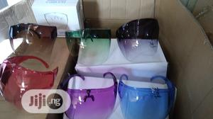 Bubbles Face Shield Nice Colours | Safetywear & Equipment for sale in Lagos State, Yaba