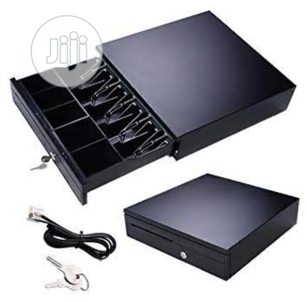 Cash Drawer For Retail Stores