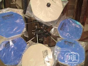Original YAMAHA 6set DRUM PAD With Stand | Musical Instruments & Gear for sale in Lagos State, Ikorodu