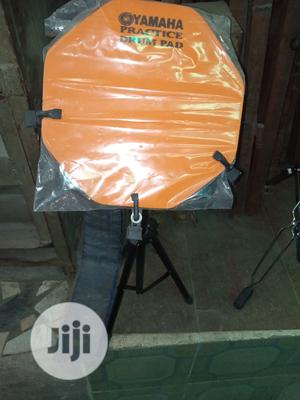 Single Drum Pad With Stand | Musical Instruments & Gear for sale in Lagos State, Ikorodu